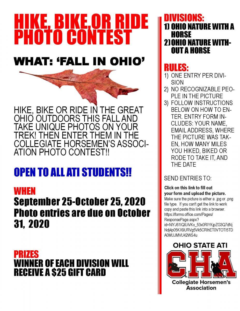 CHA contest