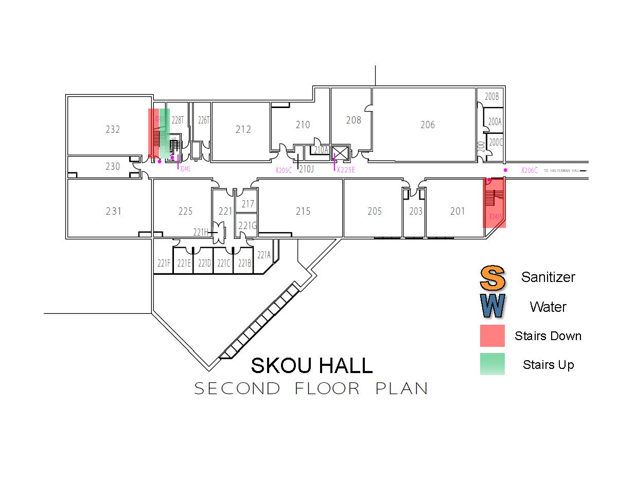 Skou 2nd Floor