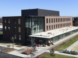 New science building on CFAES Wooster campus