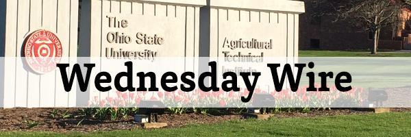 Wednesday Wire